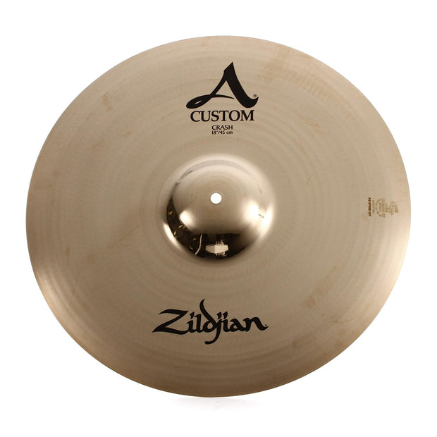 "Zildjian 18"" Custom Crush Brilliant - A20516"