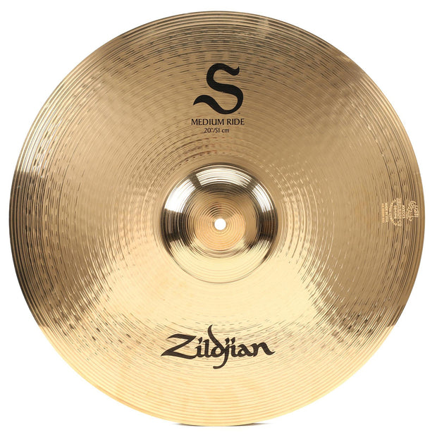 "Zildjian 20"" S Medium Ride - S20MR"