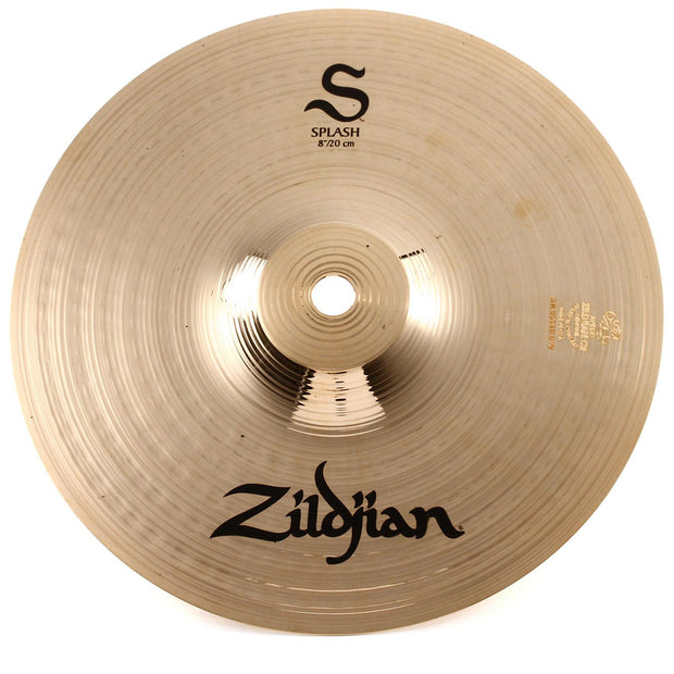 "Zildjian 8"" S Spalsh Crash - S8S"