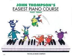 John Thompson Piano Easiest Course Part 3