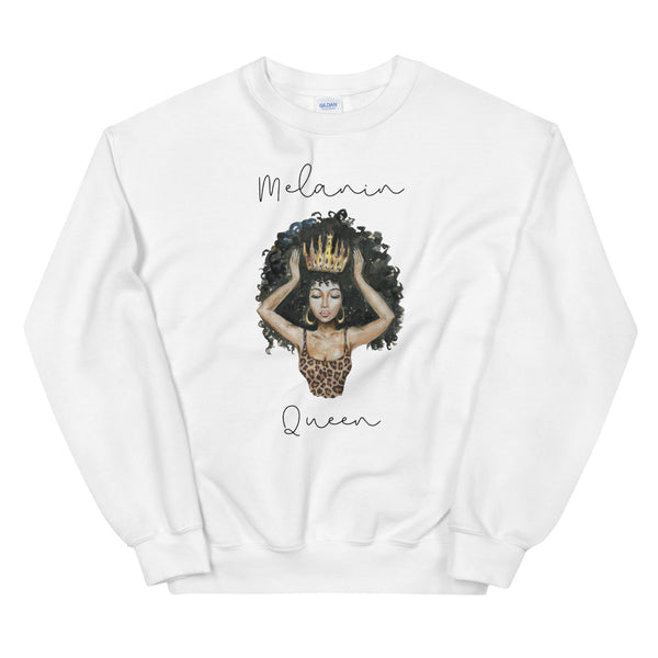Melanin Queen Sweatshirt
