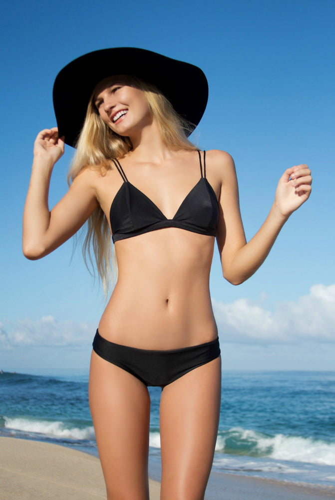 Black Sea - Seamless Cheeky Cut Bikini Bottoms