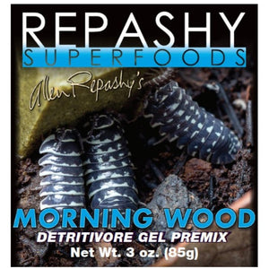 Repashy Morning Wood Detritivore Gel Premix