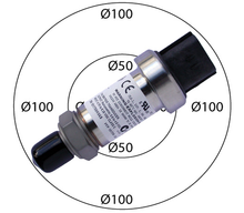 Load image into Gallery viewer, 025-28678-006 - TRANSDUCER 0-300psi