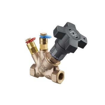 106 02 08 - DOUBLE REGULATING VALVE - DN25