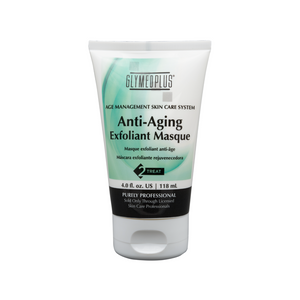 Anti-Aging Exfoliant Masque improves skin firmness, tone, and texture with a blend of physical and chemical exfoliants. 7% Glycolic, 7% Lactic and 7% Salicylic Acids, and Jojoba Beads. It rebuilds and recharges worn-out skin instantly with it's gentle, yet effective ingredients to restore even the most resistive skin back to a healthy state.