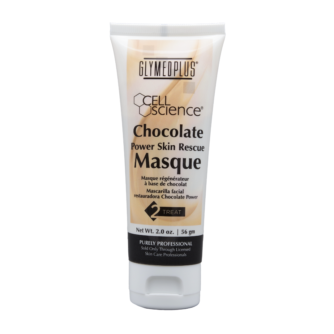 Chocolate Power Skin Rescue Mask -