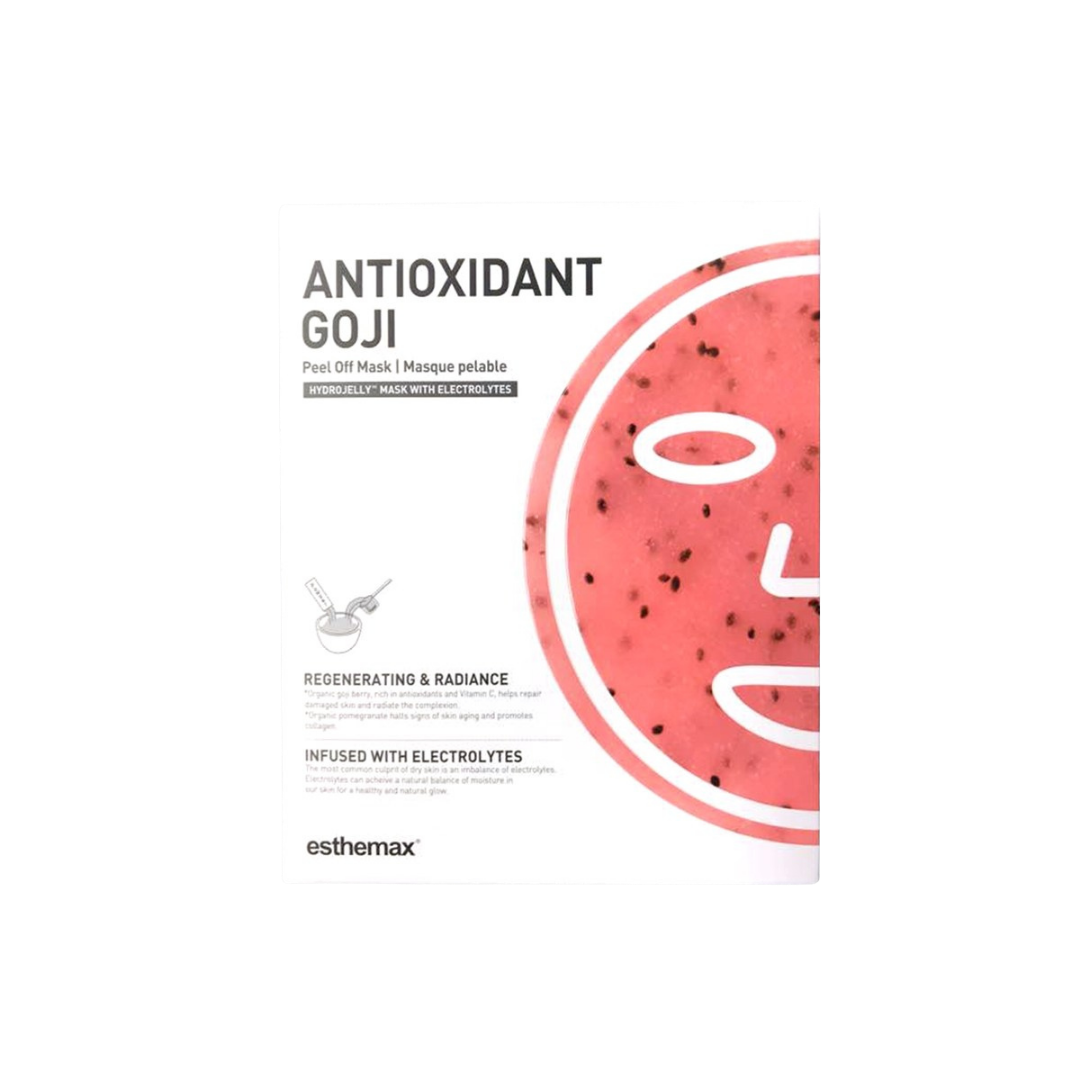 Antioxidant Goji HydroJelly Mask