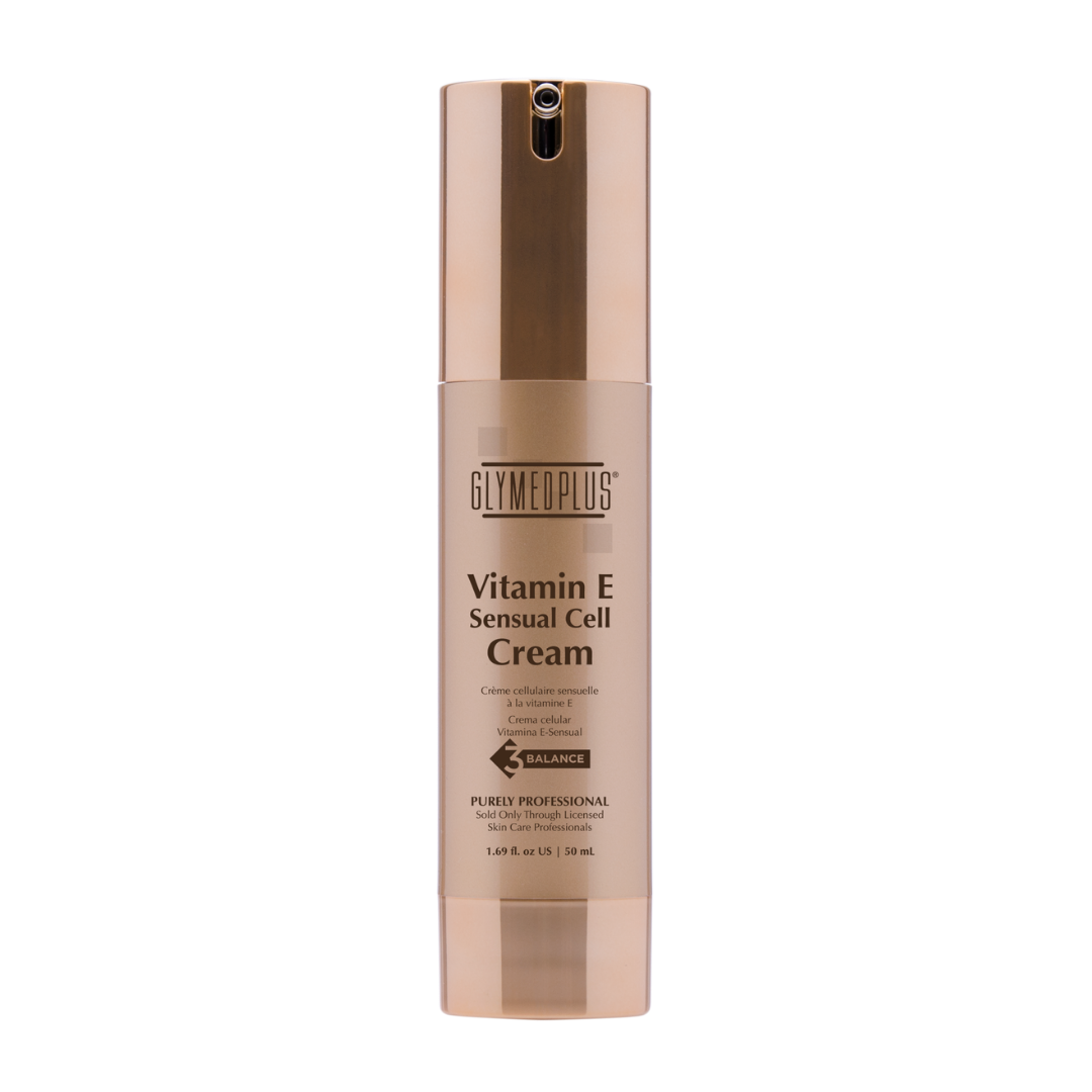 Vitamin e Sensual Cell Cream Glymed plus canada