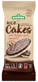 Kupiec Rice Crackers With Chocolate