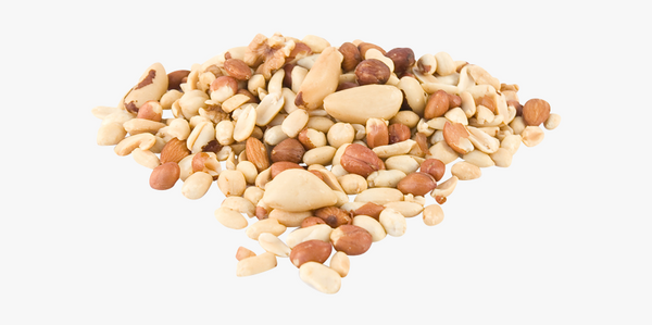 Unsalted Mixed Nut Kernels