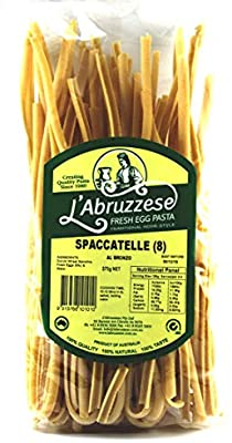 L'abruzzese Spaccatelle 375g