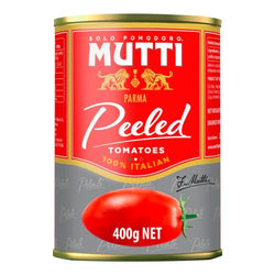 Mutti Pealed Tomatoes 400g