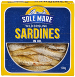 Sole Mare Sardines With Lemon
