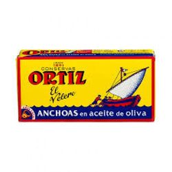 Ortiz Anchovy