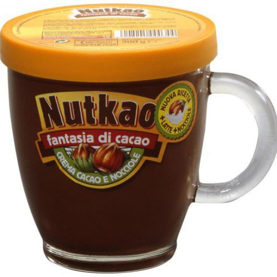 Nutkao Chocolate Spread Mug 300g