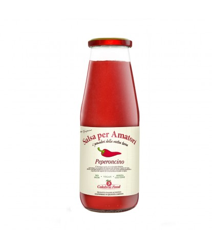 Calabria Food Salsa Per Amatori Chilli 680g