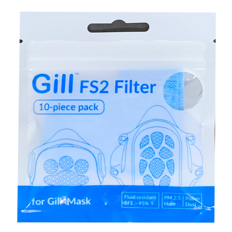 3-pack Gill™ FS2 Surgical Filter