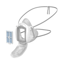 45-pack Gill™ Mask, White, Regular size (Filters not included)