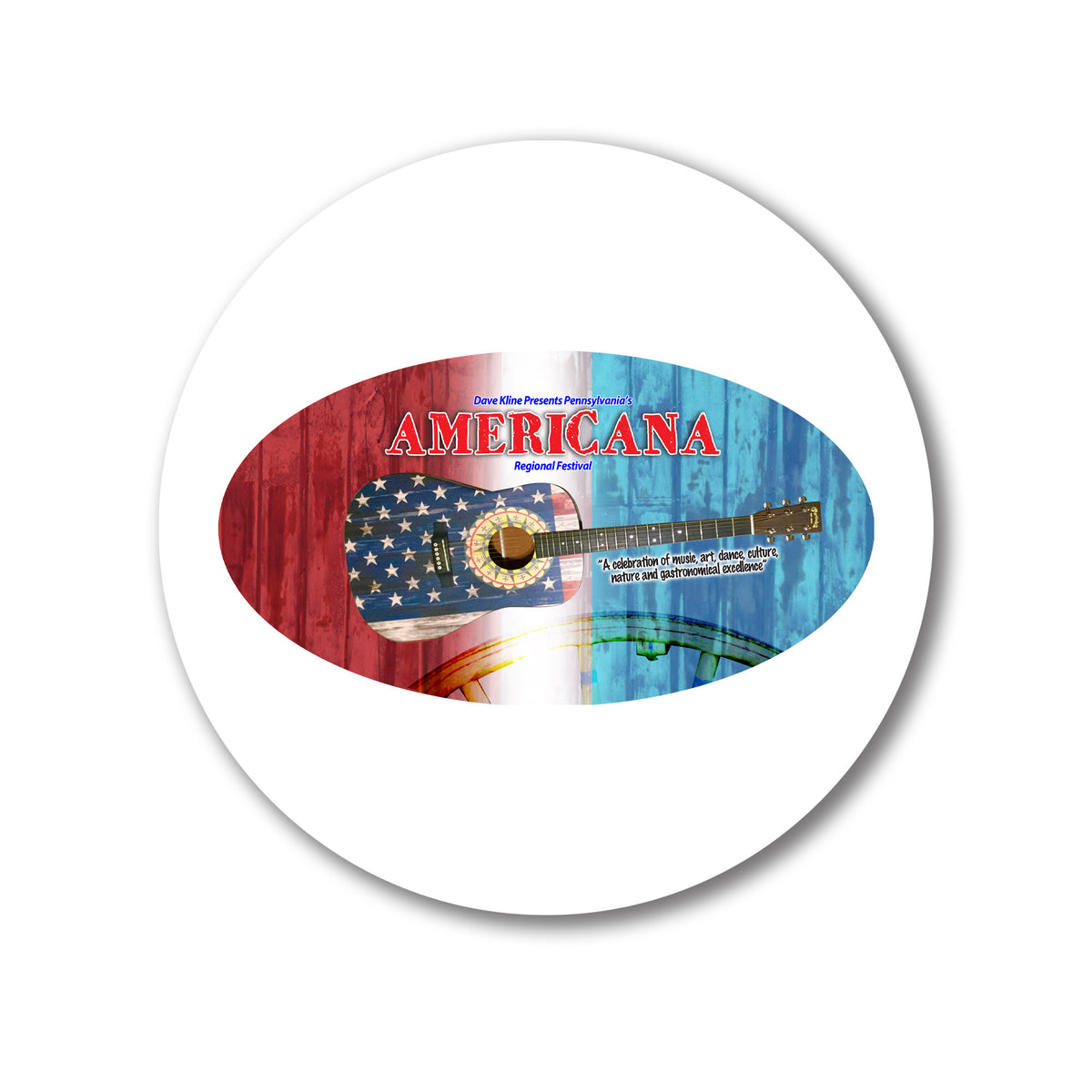 Pennsylvania's Americana Region Fest We Support PA Coasters