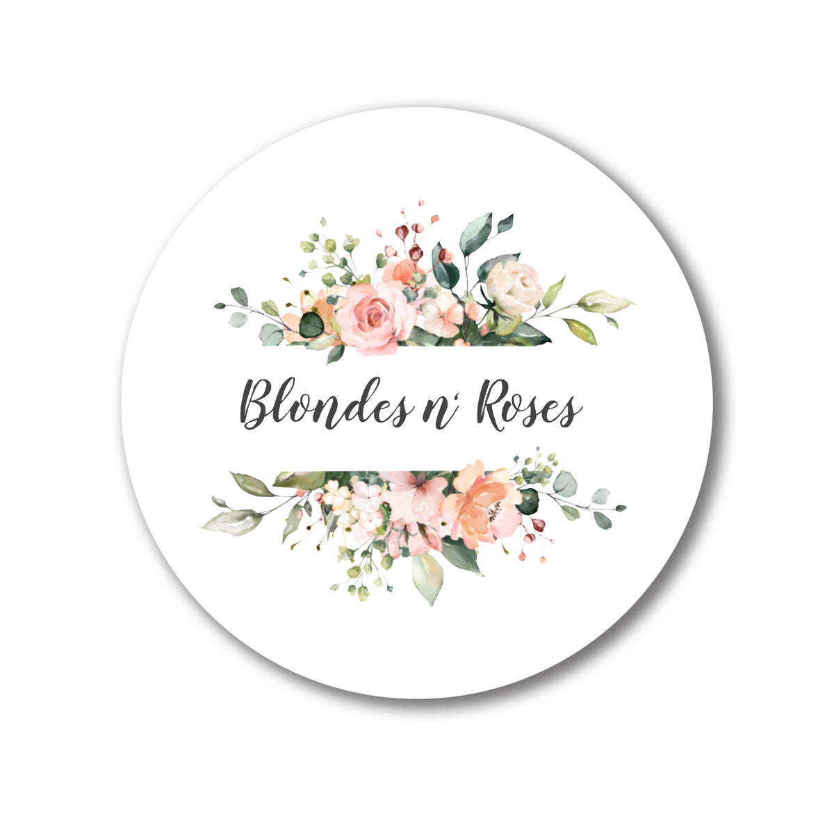 Blondes n' Roses We Support PA Coasters