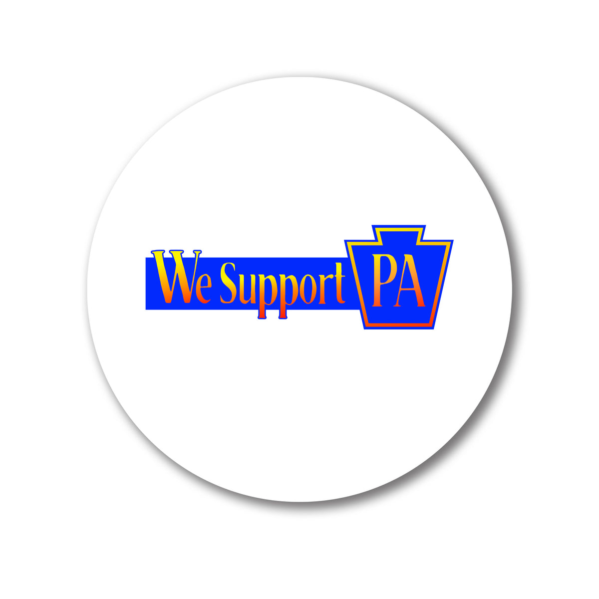 Back to the Foodture We Support PA Camp Coasters