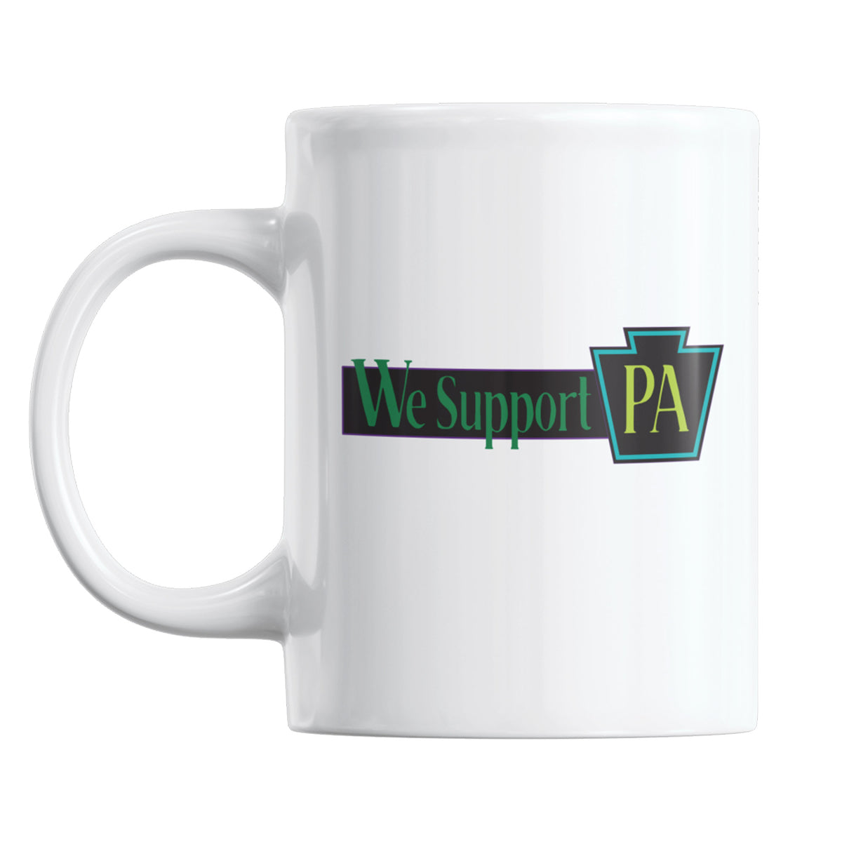 Celtic Spirit Martial Arts We Support PA Coffee Mug