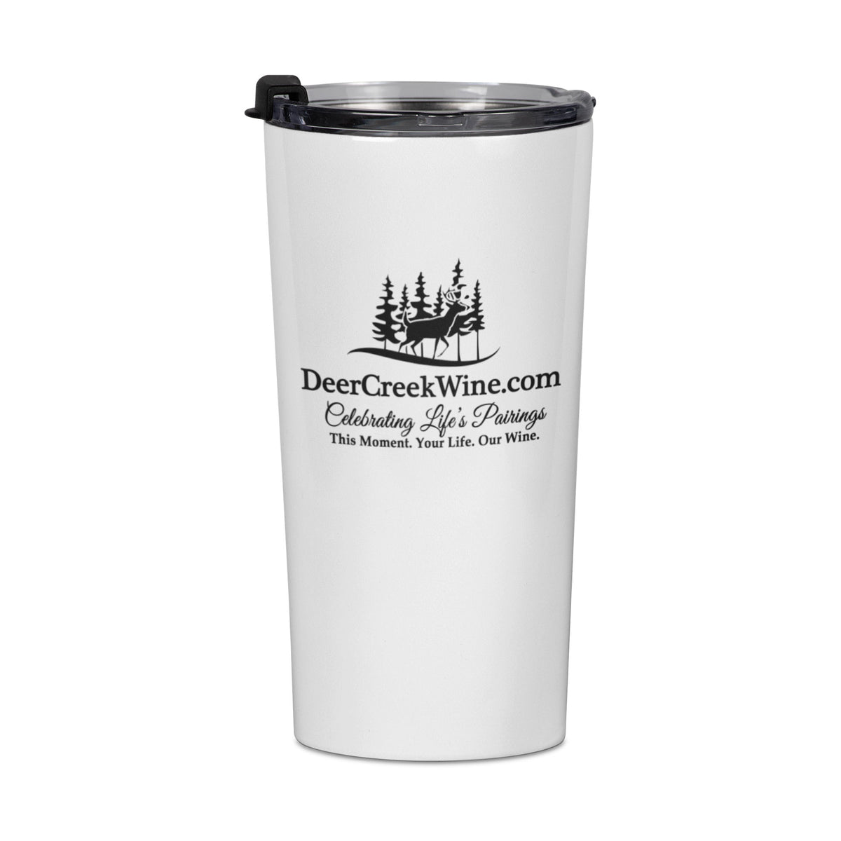 Deer Creek Winery We Support PA Travel Mug