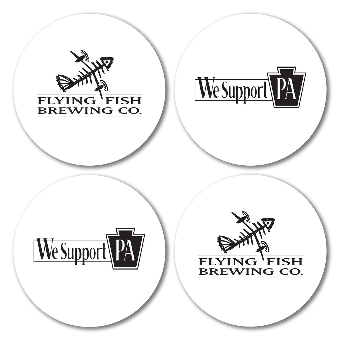 Flying Fish We Support PA Coasters
