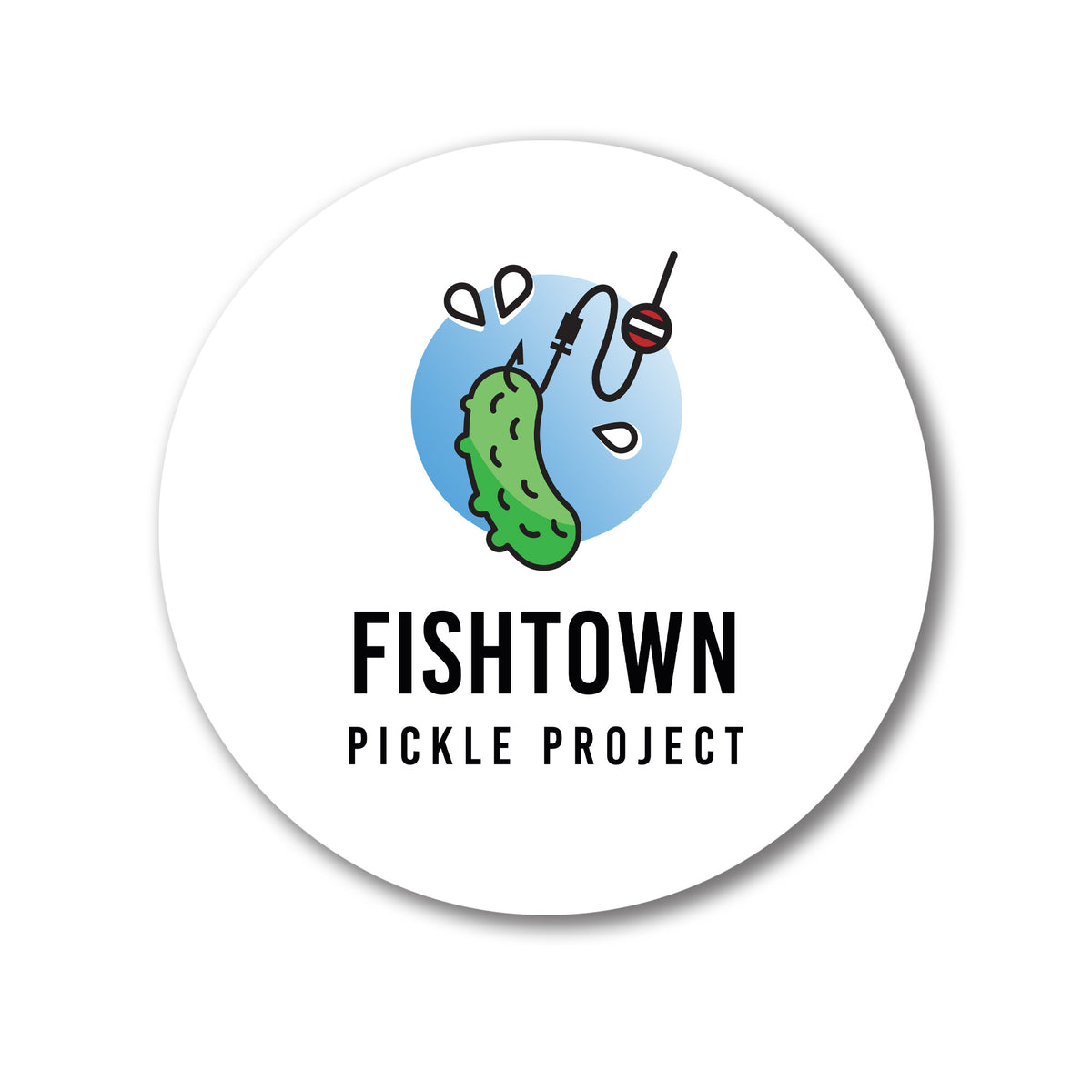 Fishtown Pickle Project We Support PA Coasters