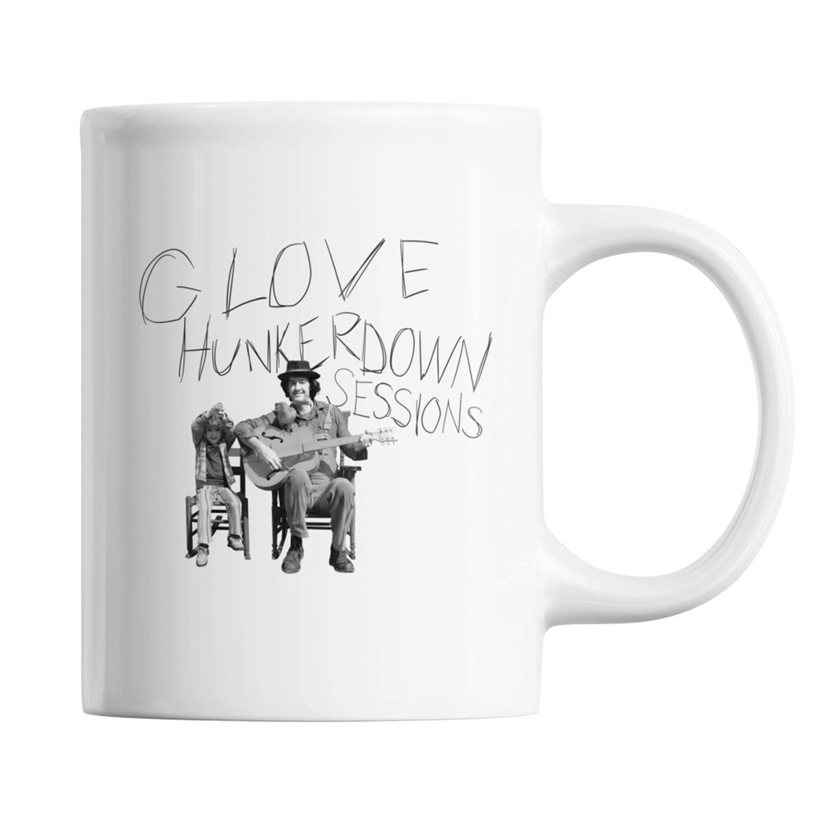 G. Love Hunkerdown Sessions We Support PA Coffee Mug