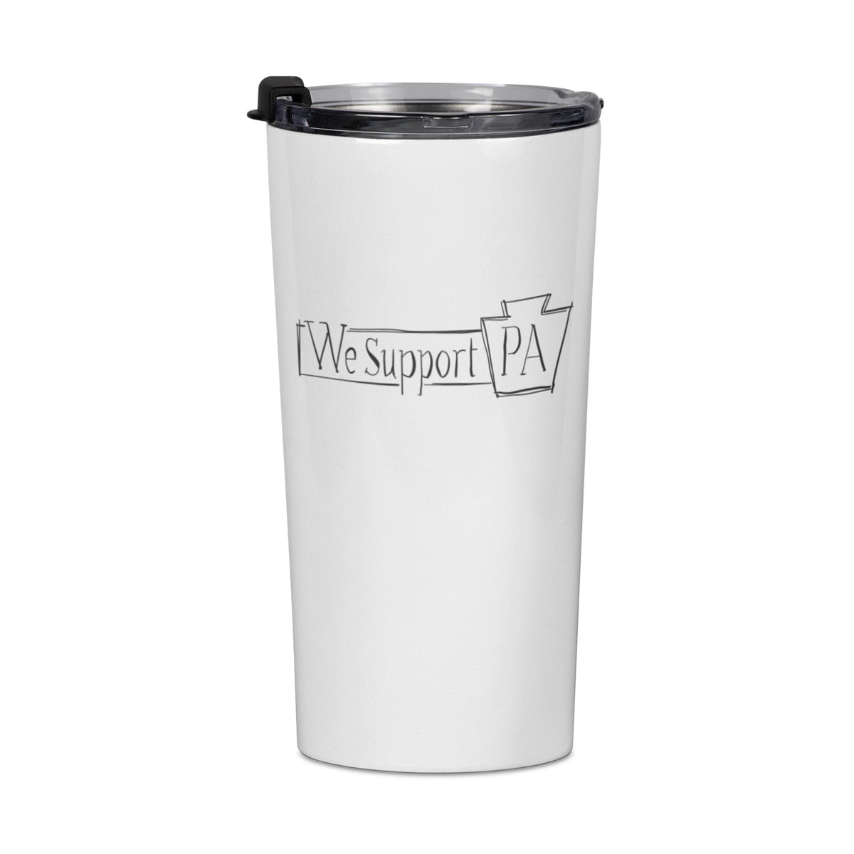G. Love Hunkerdown Sessions We Support PA Travel Mug