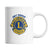 Amity Lions Club We Support PA Coffee Mug