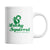 Lucky Squirrel Printworks We Support PA Coffee Mug