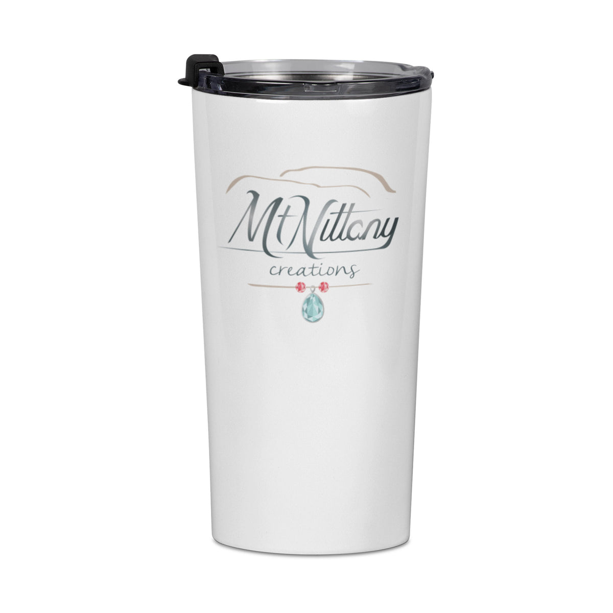 Mt Nittany Creations We Support PA Travel Mug