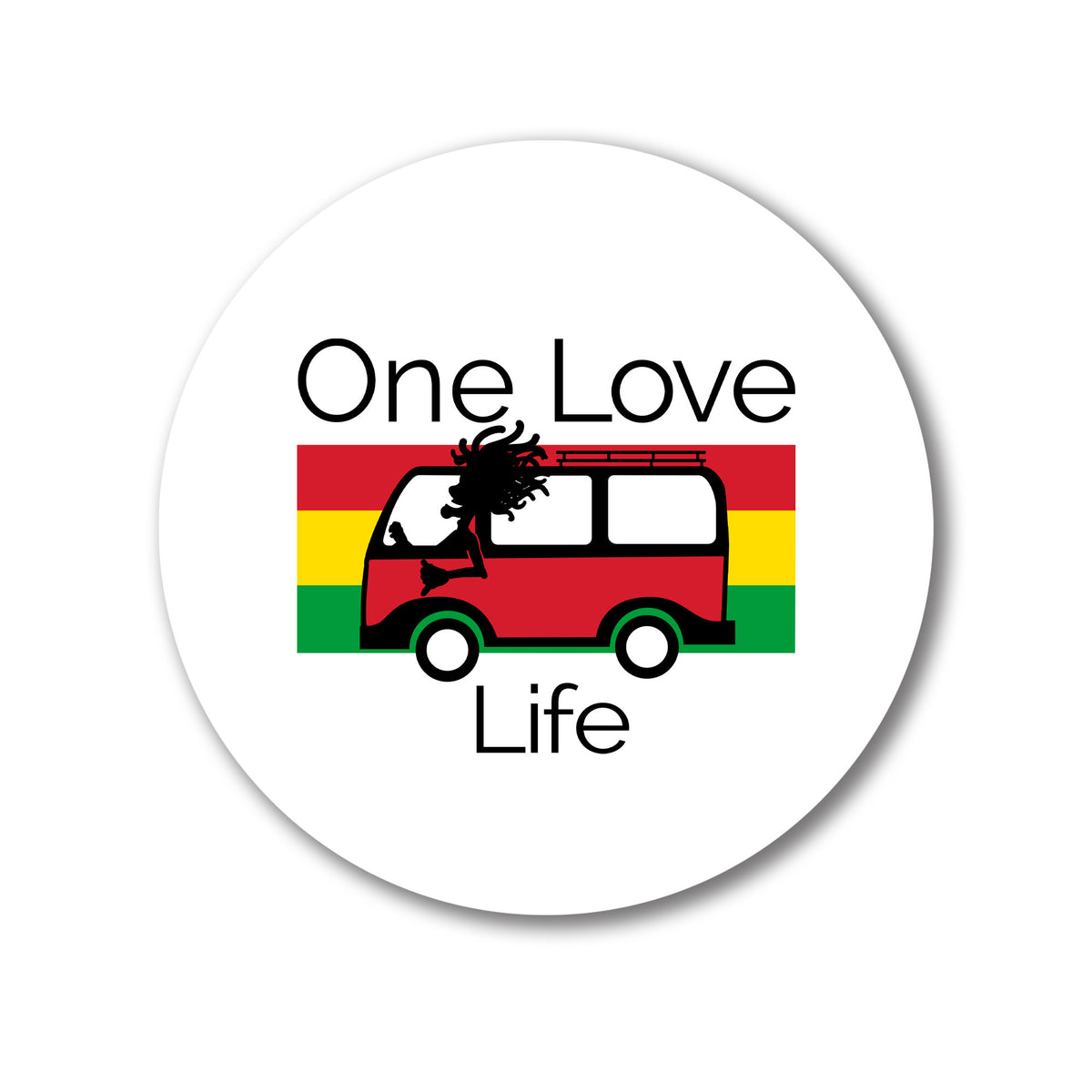 One Love Life We Support PA Coasters