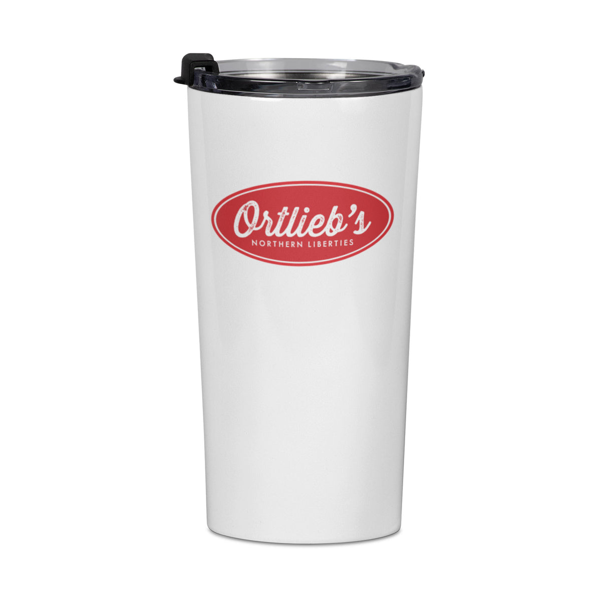 Ortlieb's We Support PA Travel Mug