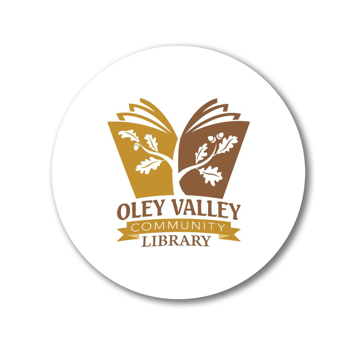 Oley Valley Community Library We Support PA Coasters