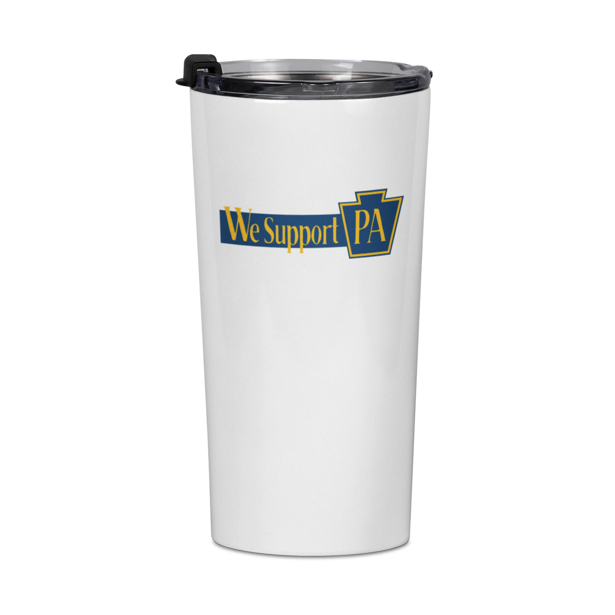 Pennsylvania Steelworkers We Support PA Travel Mug