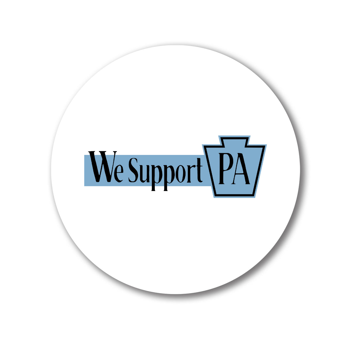 Get Stylish We Support PA Coasters