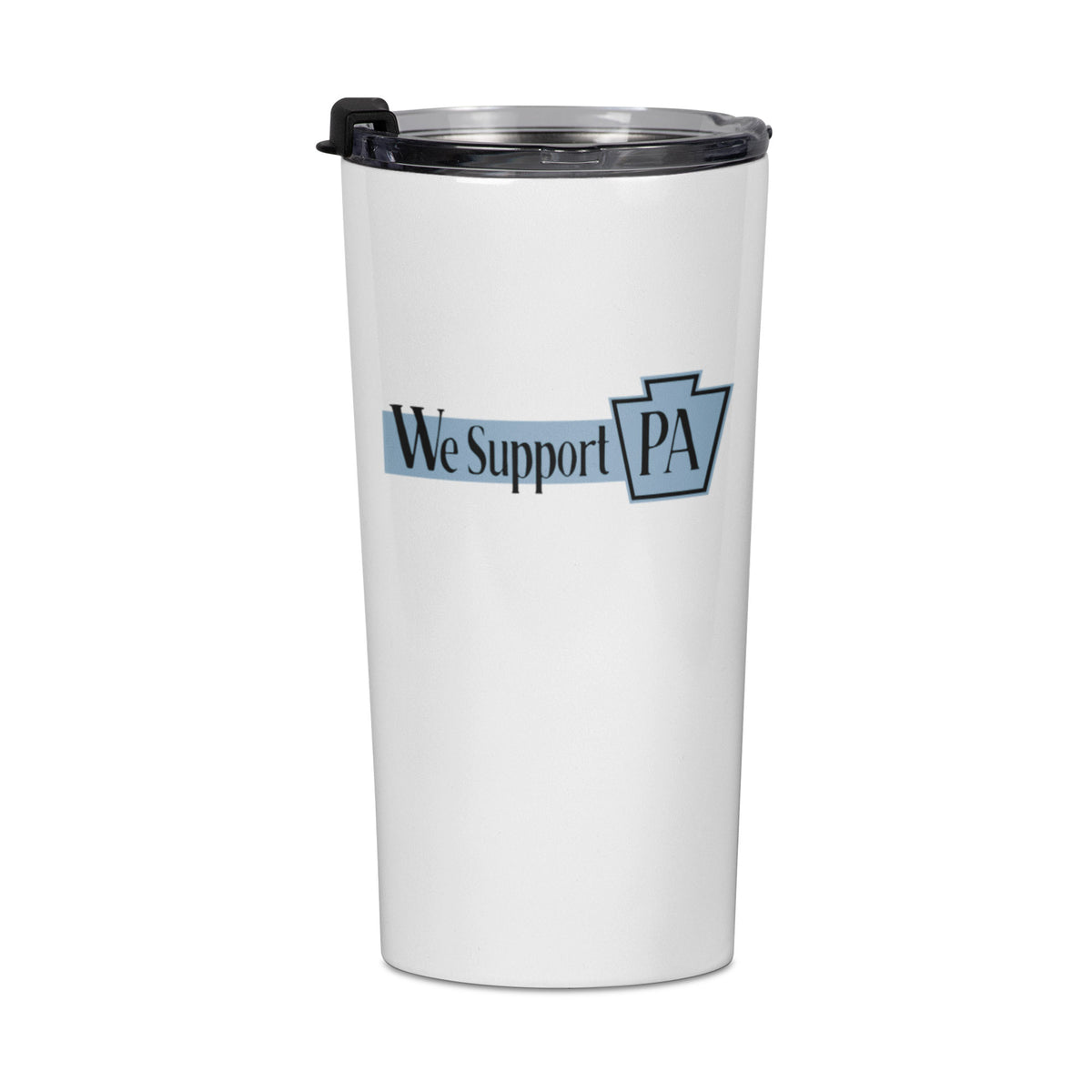 Get Stylish We Support PA Travel Mug