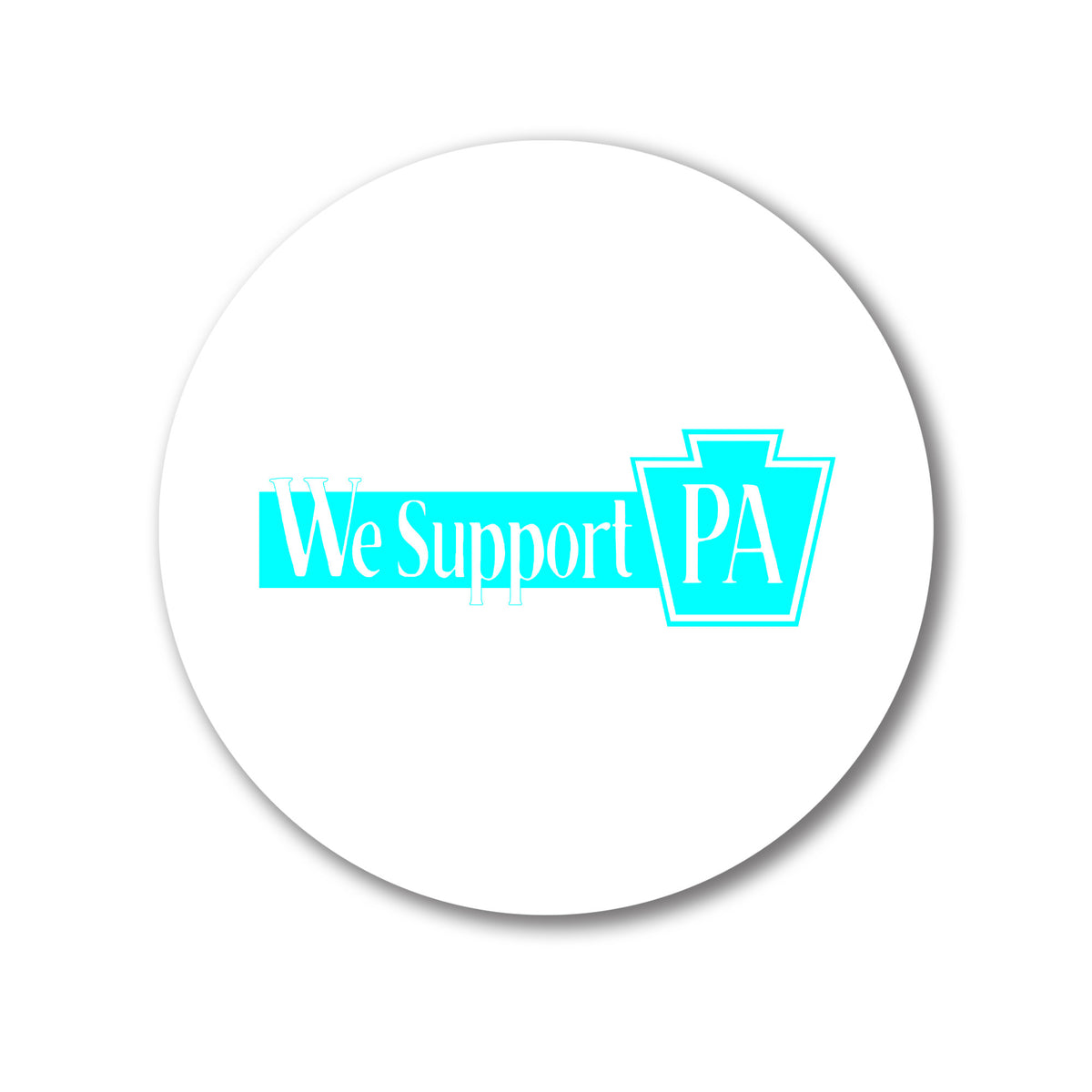 Strange and Unusual T-Shirts We Support PA Coasters