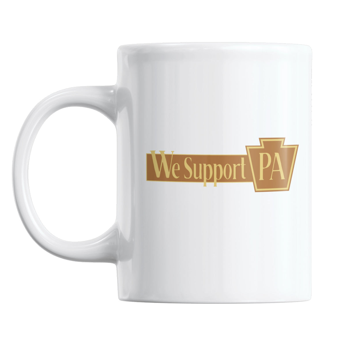 Boy Scout Troop 595 We Support PA Coffee Mug