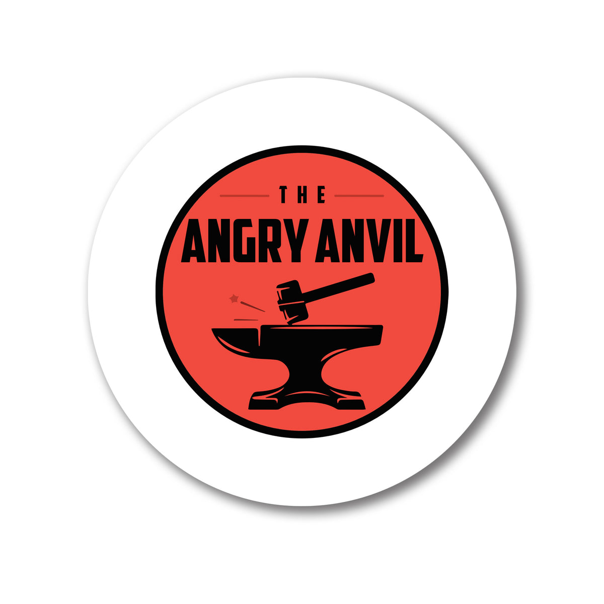 Angry Anvil We Support PA Coasters