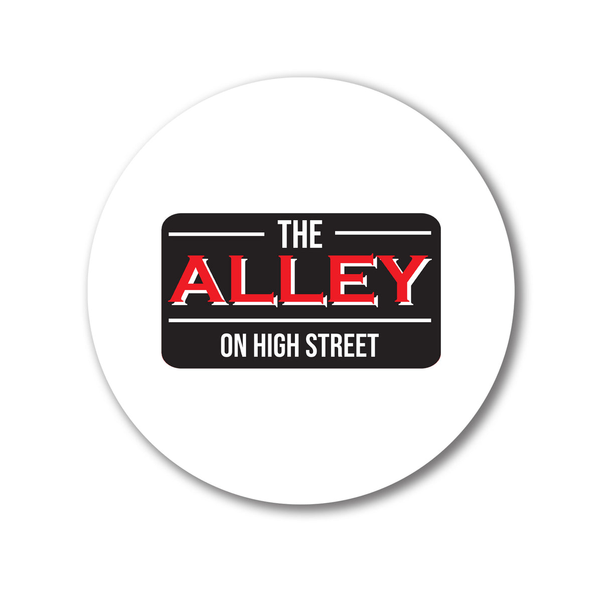 The Alley on High Street We Support PA Coasters