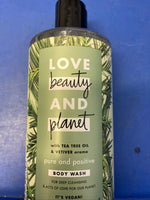 LOVE BEAUTY & PLANET Bodywash Pure & Positive 400ml