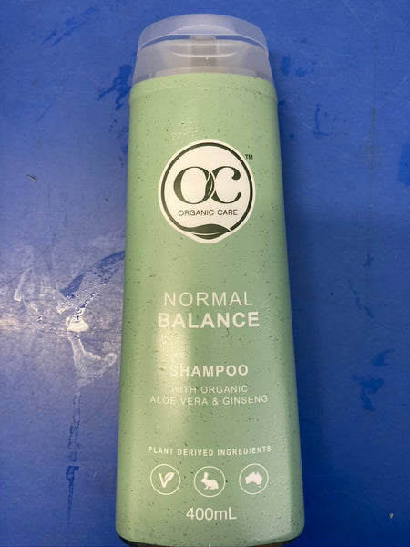 Organic Care Normal Shampoo 400ml