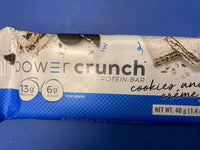 POWER CRUNCH Protein Bar Cookies and Cream