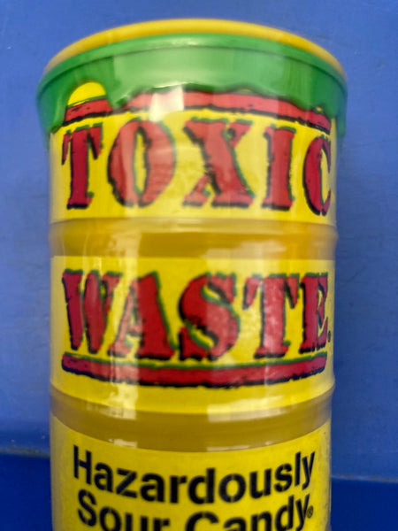 Toxic Waste Sour Candy 48g