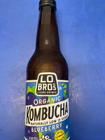 LO BROS Blueberry Kombucha 330ml